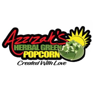 Azzizah's Herbal Green Popcorn